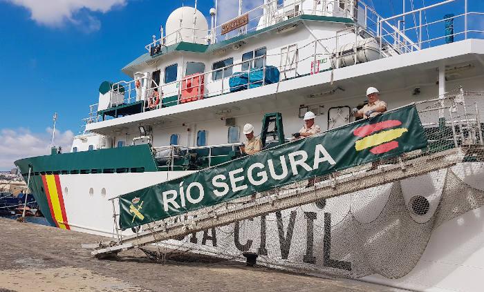 Gauzón Ibérica's Civil Ship
